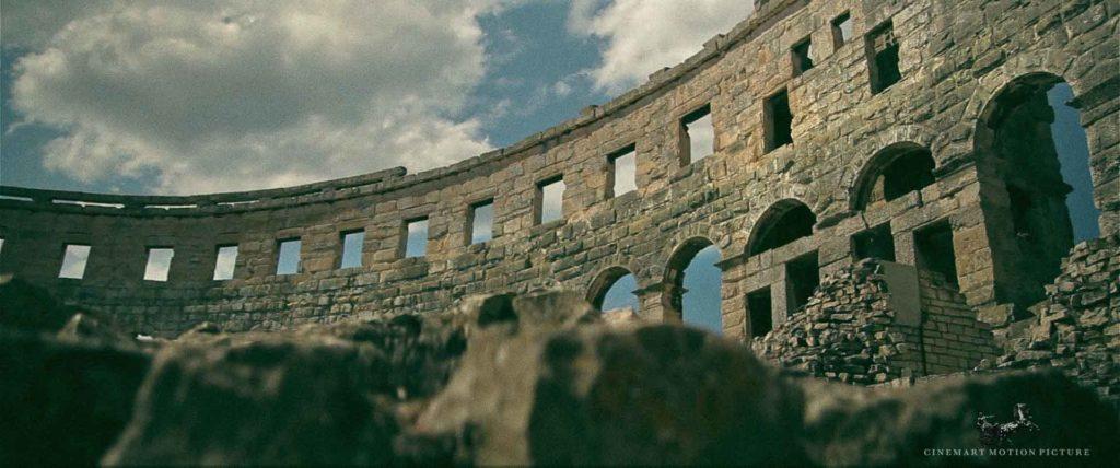 Pula, Roman Arena