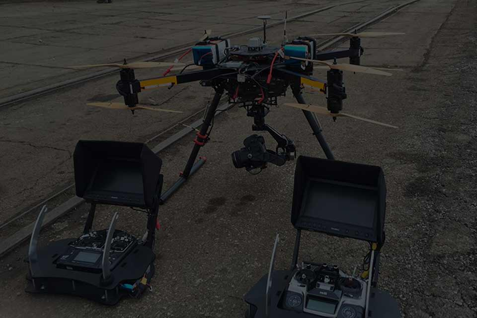 Drone Services for Production in Croatia